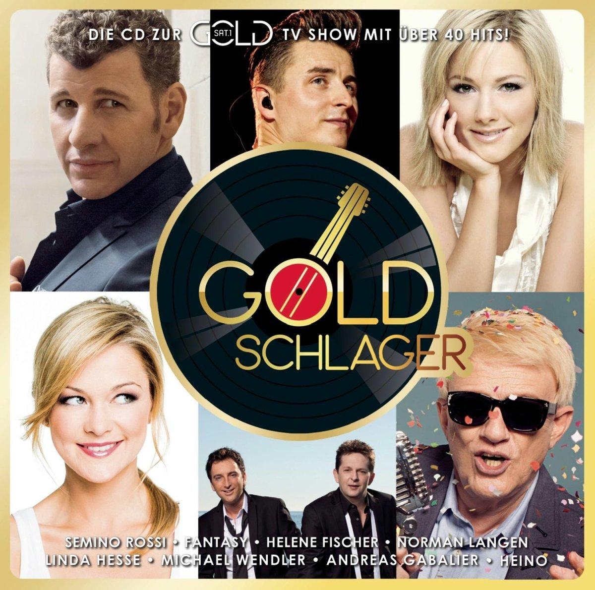 - Goldschlager [Doppel-CD]