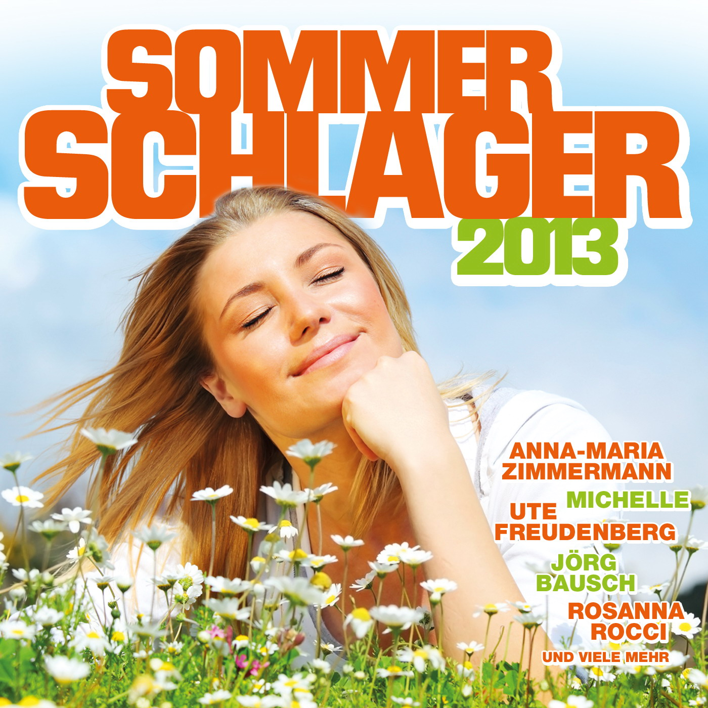 - Sommerschlager 2013 [Doppel-CD]