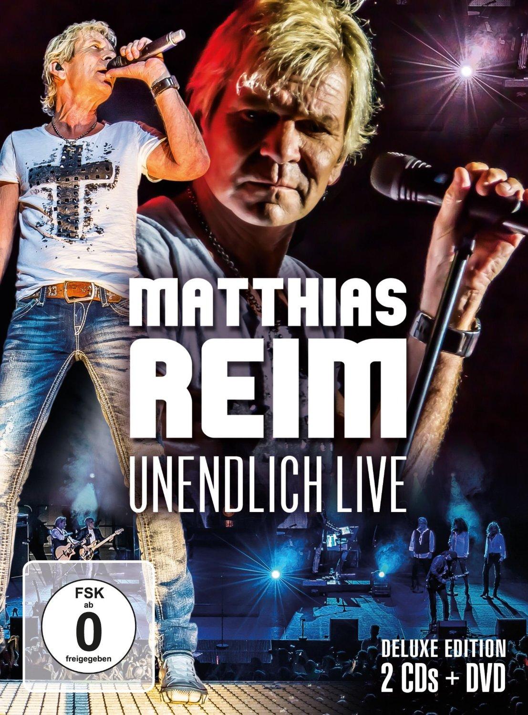 Reim - Unendlich Live (Limited Edition inkl. DVD)