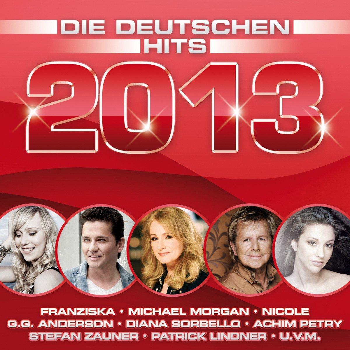 - Die Deutschen Hits 2013 [Doppel-CD]